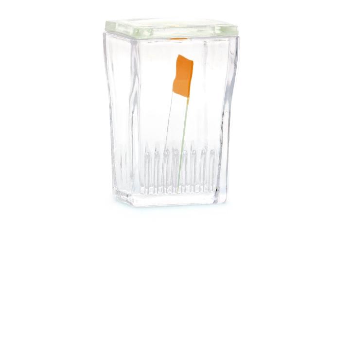 Barwiacze szklane na szkiełka mikroskopowe