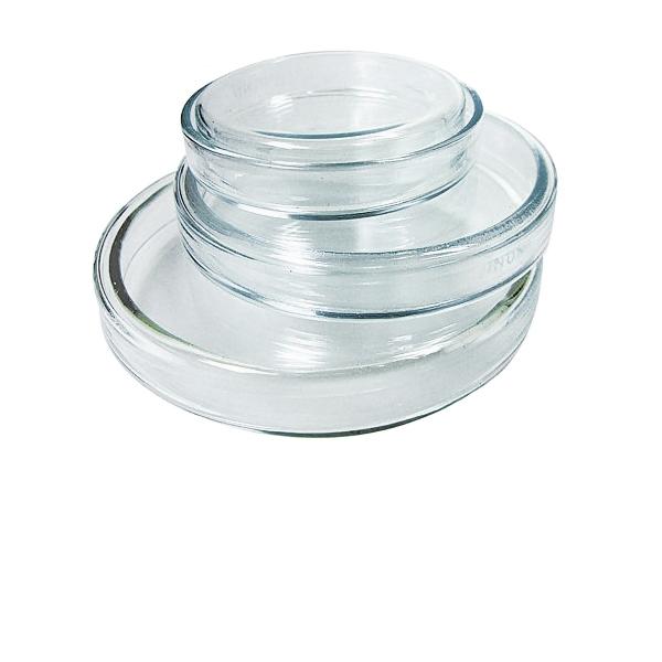 Szalki Petriego szklane