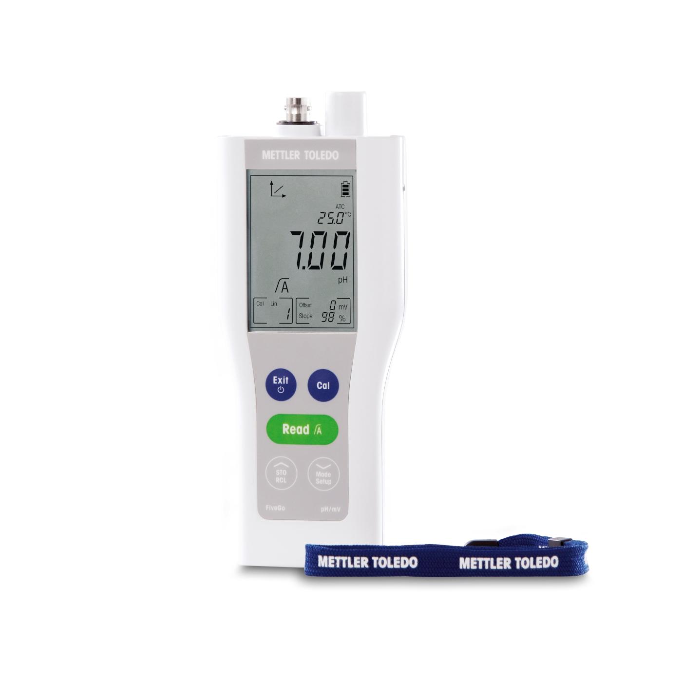 pH-metr przenośny FiveGo™ F2 - 1