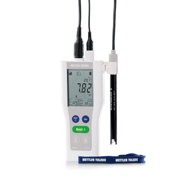 pH-metr przenośny FiveGo™ F2 - 2
