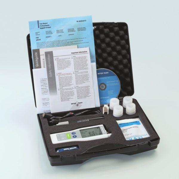 pH-metr przenośny FiveGo™ F2 - 5