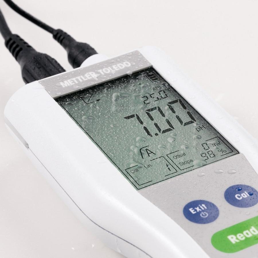 pH-metr przenośny FiveGo™ F2 - 6
