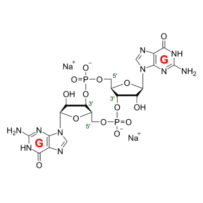 Cyclic diguanosine monophosphate (c-diGMP) - C057 - 1