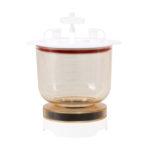 Magnetyczny system qpore do filtracji na butelki z gwintem GL45 - 8-3001 - system-do-filtracji-do-wielokrotnego-uzytku - z-gwintem-gl45 - 47-mm - 300-ml