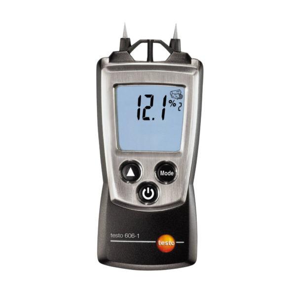 Miernik wilgotności materiałów Testo 606-1
