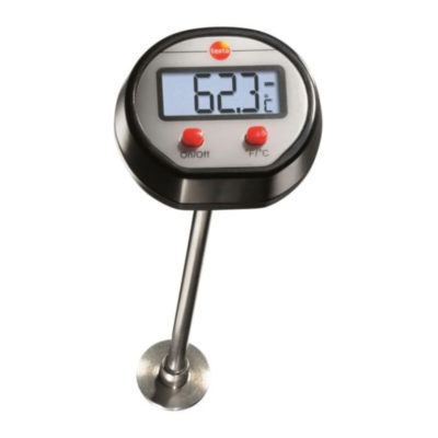 Minitermometr Testo do powierzchni