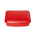Pojemniki wielofunkcyjne z PP - duże - l-0253 - pojemnik-wielofunkcyjny - czerwony