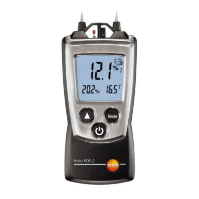 Miernik wilgotności materiałów Testo 606-2