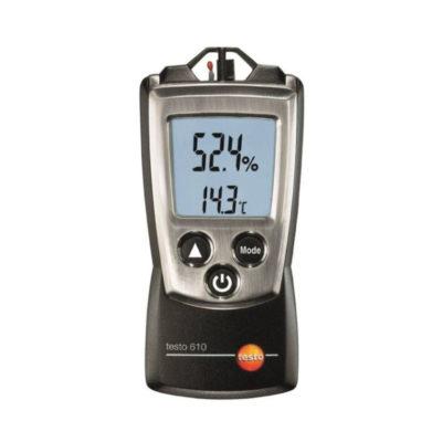 Termohigrometr Testo 610