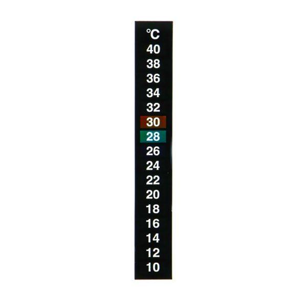 Termometr paskowy samoprzylepny - 1