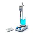 Cyfrowe mieszadło magnetyczne z grzaniem AREX-6 Digital Pro - b-8236 - mieszadlo-magnetyczne-z-grzaniem-arex-6-digital-pro-z-termoregulatorem-vtf-evo-pretem-statywu-i-databox - 30-1700-obr-min - 20-l - 160-x-105-x-280-mm