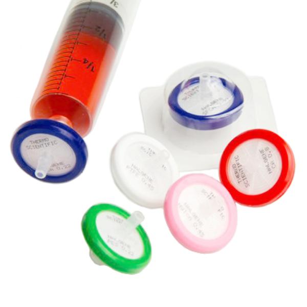 Filtry strzykawkowe Nalgene - membrana SFCA - 2