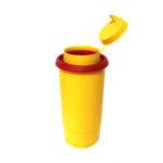 Pojemnik na odpady i igły Multi-Safe opti 500T - poj. 0,5 l - b-2753 - pojemnik-na-odpady-i-igly-multi-safe-opti-500t - 500-ml - 79-mm - 164-mm