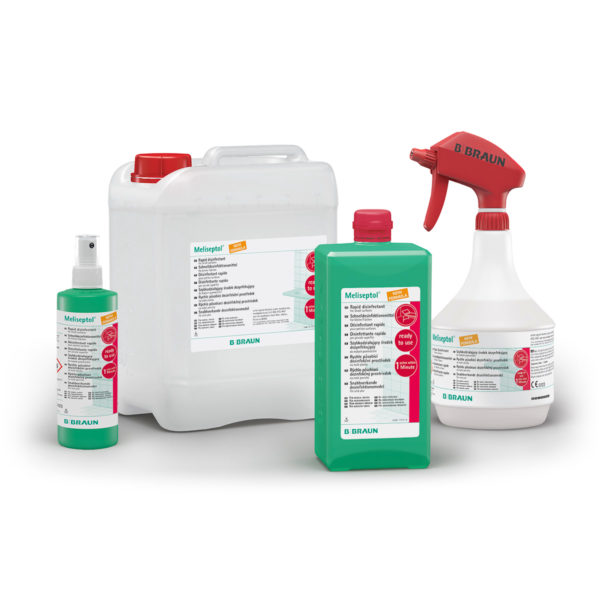 Meliseptol® New Formula – płyn do dezynfekcji