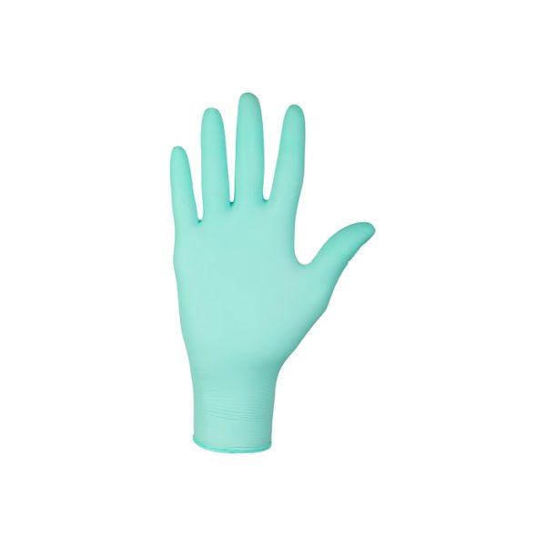Rękawice nitrylowe nitrylex® green - bezpudrowe - 2