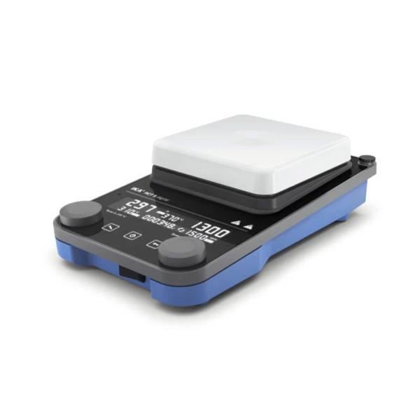Mieszadło magnetyczne z grzaniem IKA RCT 5 digital
