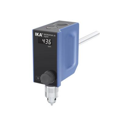 Mieszadło mechaniczne Microstar 30 digital