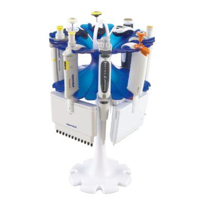Uniwersalny statyw karuzelowy na pipety automatyczne