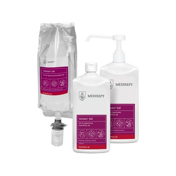 Preparat do dezynfekcji rąk Velodes® Gel