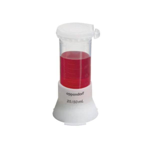 Statyw na jedną probówkę stożkową 25 ml lub 50 ml - Eppendorf