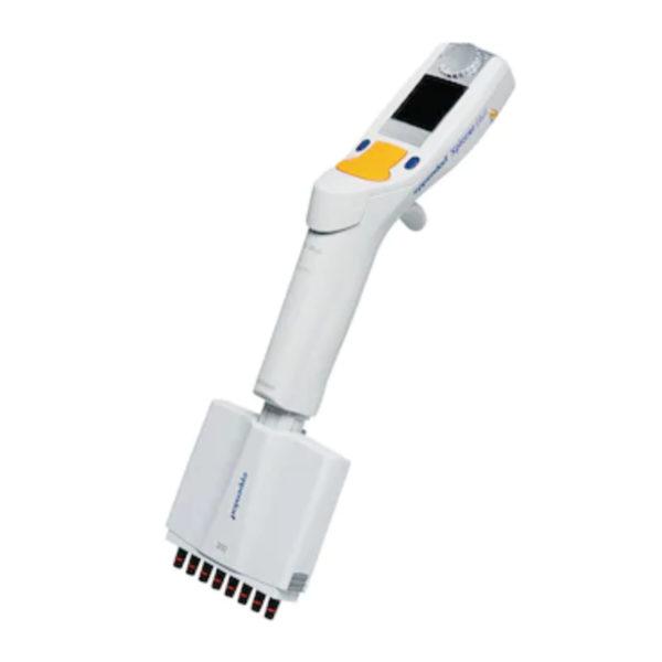 Pipety elektroniczne Eppendorf Xplorer® plus, 8-kanałowe