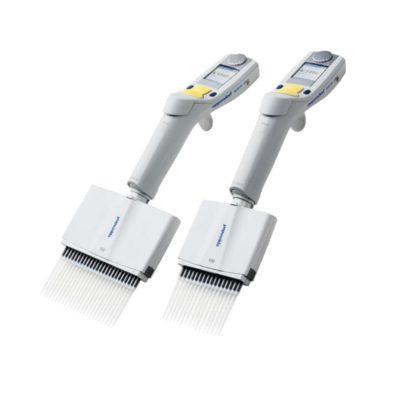Pipety elektroniczne 16- i 24-kanałowe Eppendorf Xplorer® plus
