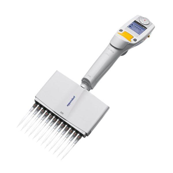 Pipety elektroniczne Eppendorf Xplorer® plus, 12-kanałowe