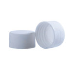 Nakrętki Wheaton z PP - 22 mm - l-0910 - nakretki-wheaton-z-pp - biale - 22-mm - 100-szt