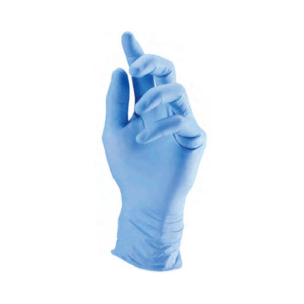 Rękawice nitrylowe Semperguard® Nitrile Comfort - bezpudrowe