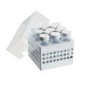 Kriopudełka Eppendorf Storage Boxes - k-0789 - kriopudelka-eppendorf-storage-box - 3-x-3 - 50-ml - 127-mm - 0030-140-591 - 2-szt
