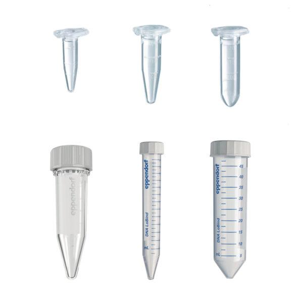 Probówki Eppendorf DNA LoBind Tubes