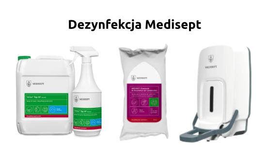Dezynfekcja Medisept