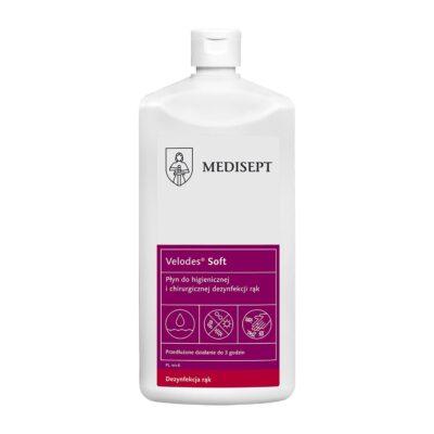 Płyn do dezynfekcji rąk Velodes® Soft