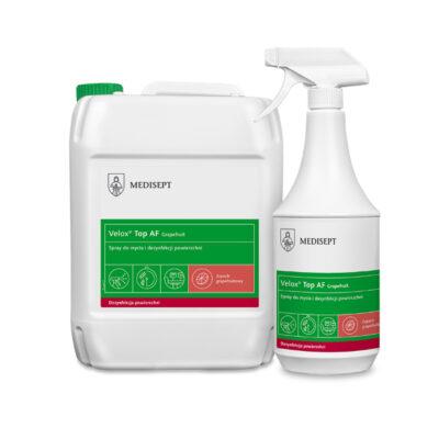 Spray do mycia i dezynfekcji powierzchni Velox® Top AF