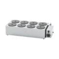 Łaźnia wodna dla dygestorium Hydro H V - k-8625 - laznia-wodna-dla-dygestorium-hydro-h-19-v - 184-l - 8-miejsc
