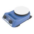 Mieszadło magnetyczne RH basic - k-4929 - mieszadlo-magnetyczne-rh-basic-white - 100-2000-obr-min - 50-do-320-c - emalia-techniczna